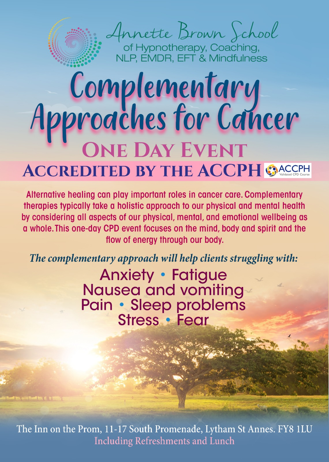 Complementary Approaches to Cancer
